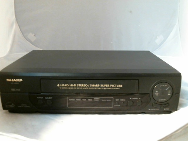 SHARP Tape Player/Recorder VC-H800U
