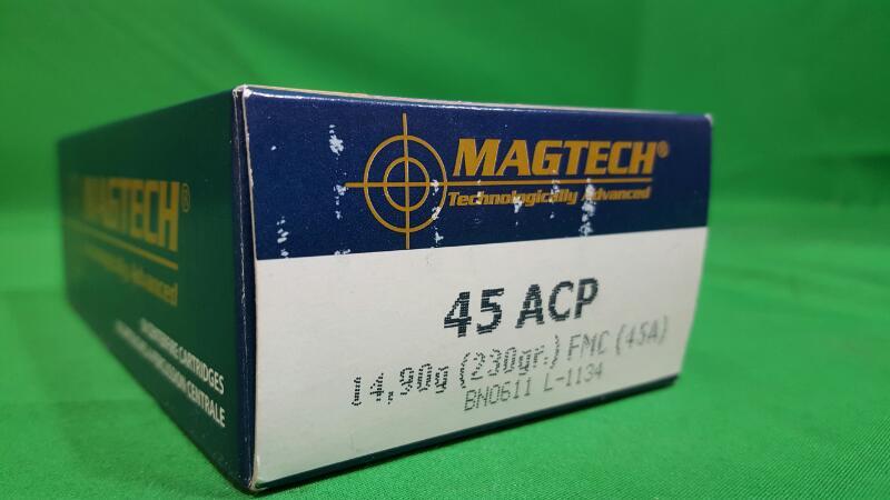 MAGTECH Ammunition 45A