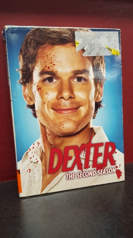 DVD DEXTER SEASON TWO