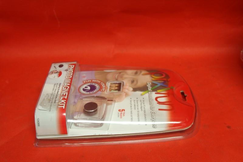 Pixifun Photo Magnet Kit Digital Creations - New & Sealed!, FREE SHIPPING