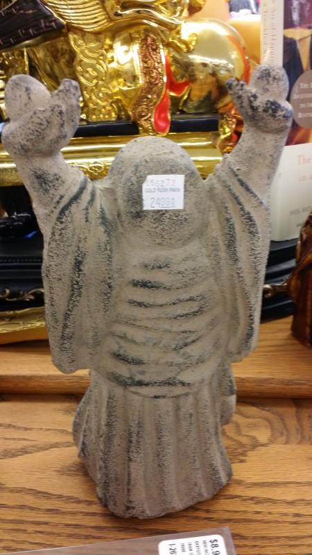 Buddha With Raised Hands