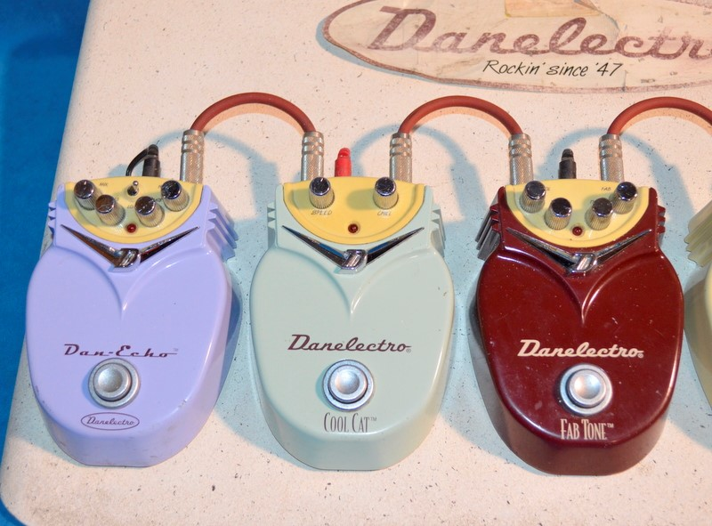 DANELECTRO Effect Equipment DPB