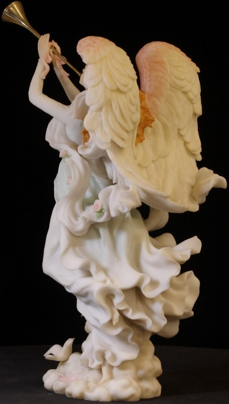 "1998 LIMITED EDITION SERAPHIM CLASSICS ANNALISA ""JOYFUL SPIRIT"" ANGEL # 81465"