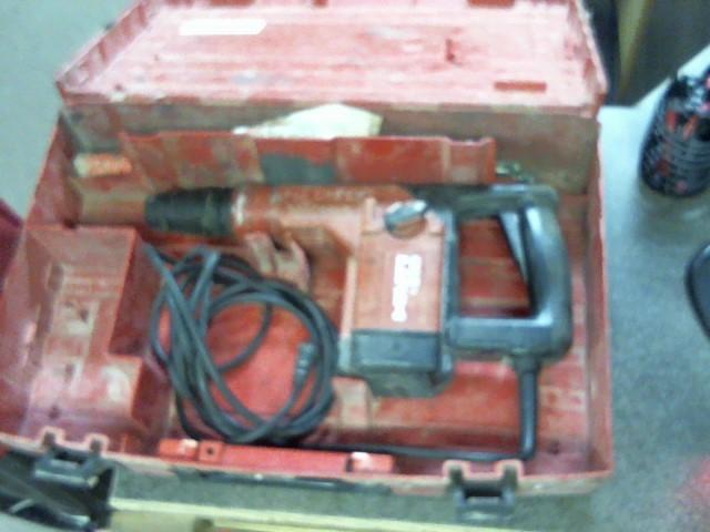 HILTI ROTARY Hammer Drill TE 35 W/BITS IN CASE