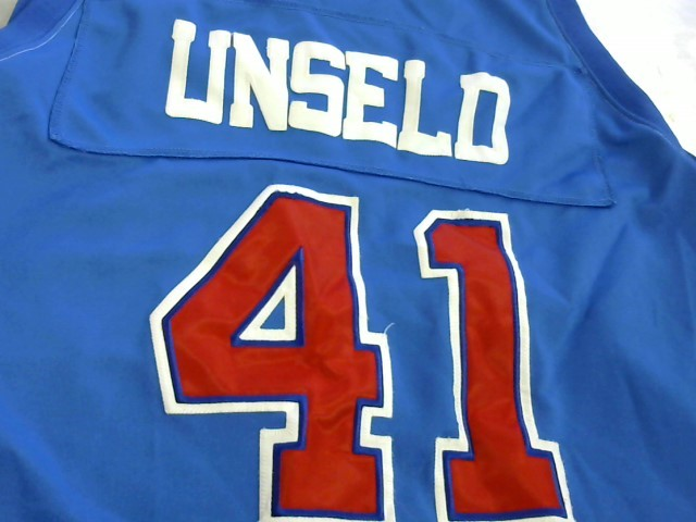 NBA Coat/Jacket JERSEYS UNSELD 41-BULLLETS