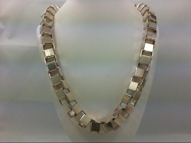 Silver Chain 925 Silver 240.7g