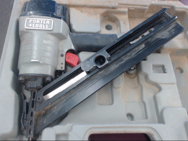 PORTER CABLE AIR NAILER DA250A