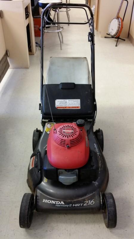 HONDA Lawn Mower HRT216 SDA