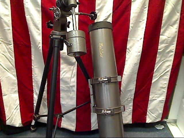GALILEO Telescope FS-85