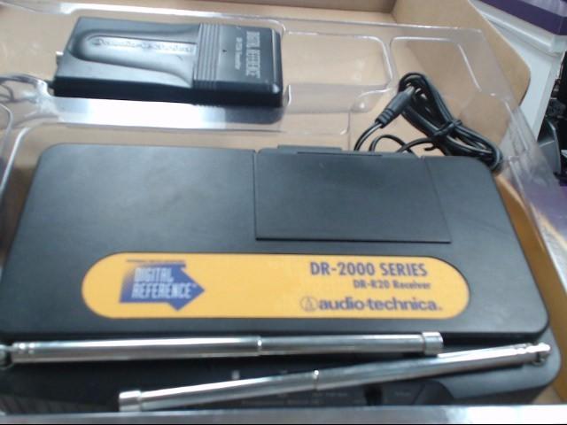 AUDIO-TECHNICA INSTRUMENT DR-250