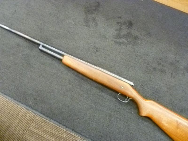 JC HIGGINS SHOTGUN MODEL 583.18
