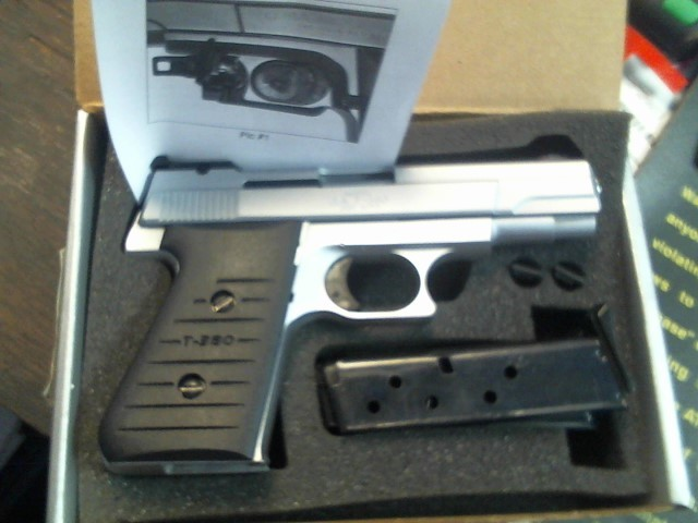 JIMENEZ ARMS Pistol JA T-380