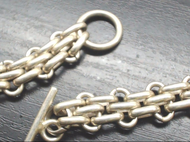 "20"" Silver Chain 925 Silver 68.8g"