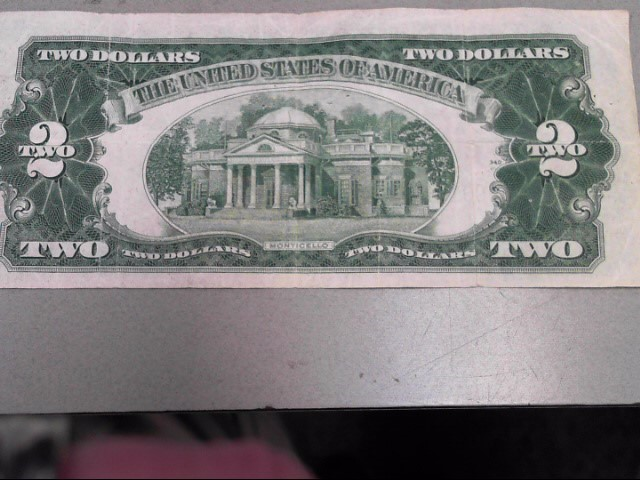 UNITED STATES Paper Money - World 1928