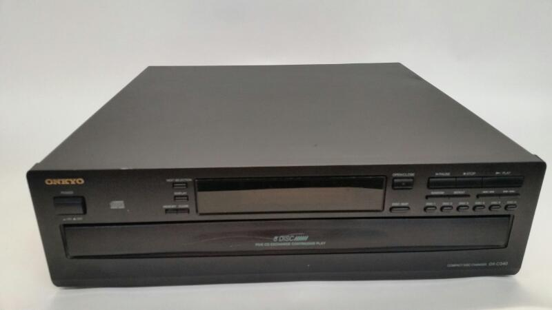 ONKYO CD Player & Recorder DX-C340