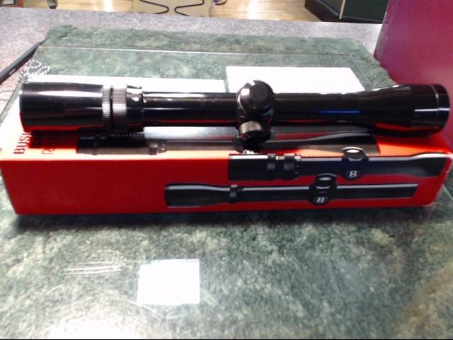 BUSHNELL Firearm Scope BANNER 2X-8X 28MM