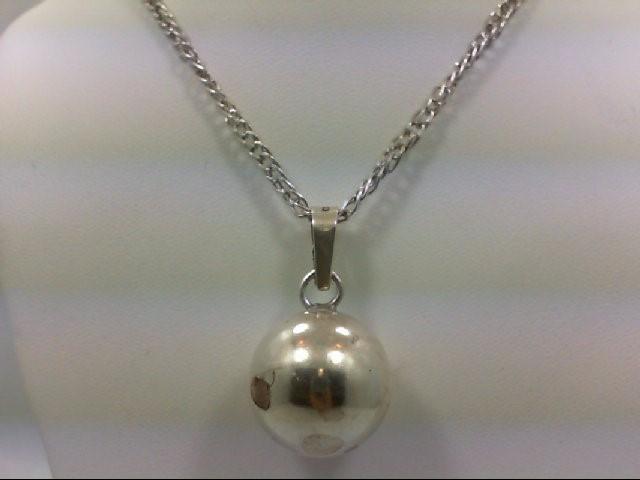 Silver Pendant 925 Silver 17.6g