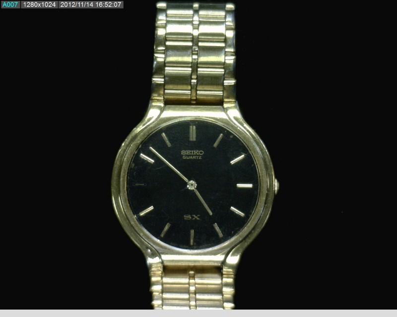 SEIKO Gent's Wristwatch SX V701-6K00