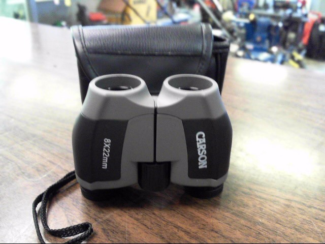 CARSON Binocular/Scope 8X22 BINOCULARS
