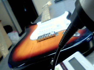 PACO Electric Guitar SUNBURST GUITAR