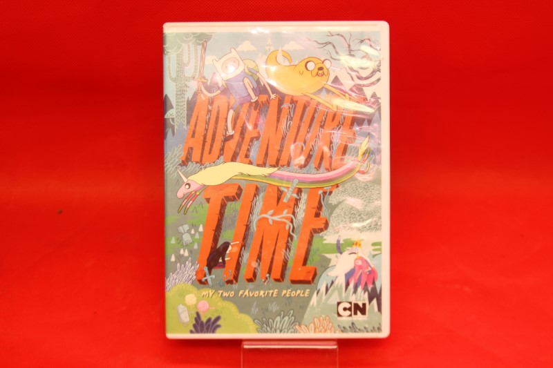 Cartoon Network: Adventure Time - My Two Favorite People (Widescreen)