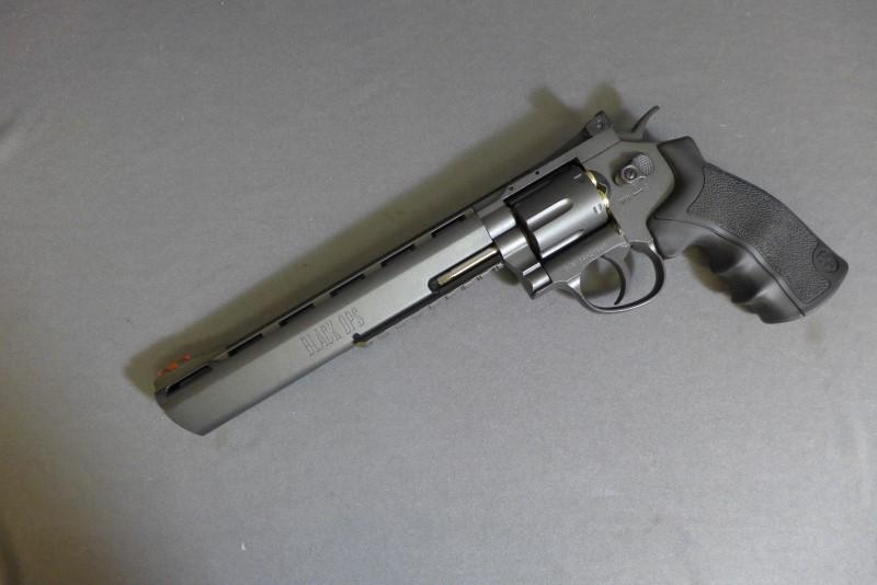 IGNITE Air Gun/Pellet Gun/BB Gun BLACK OPS REVOLVER BB GUN