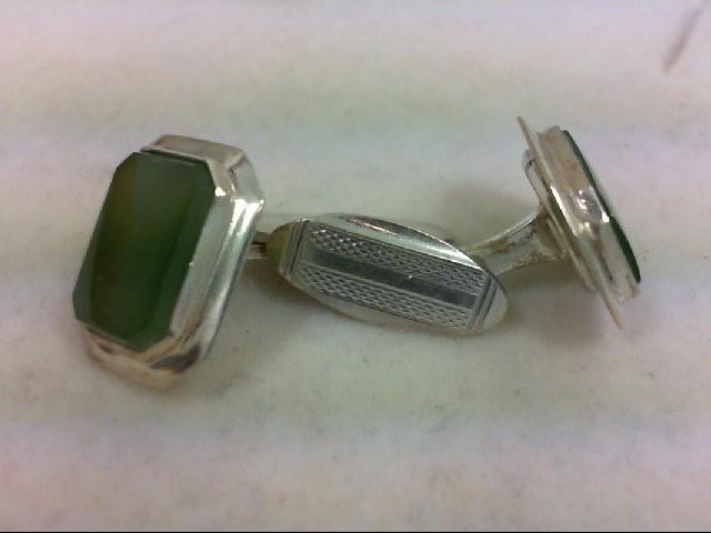 Silver Cuff Links 925 Silver 9.1g