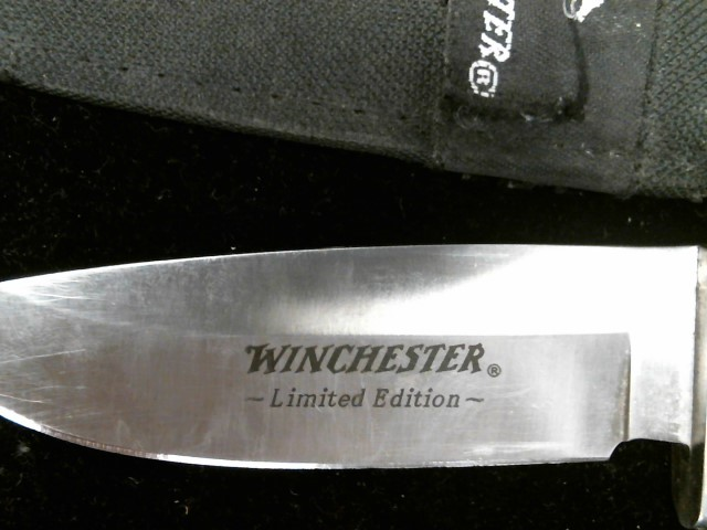 WINCHESTER Hunting Knife LIMITED EDITION