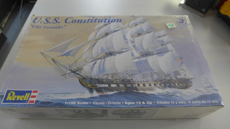MODEL USS CONTITUTION