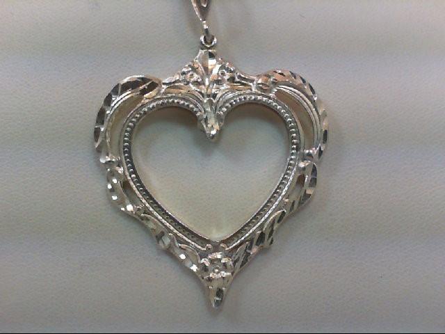 Silver Pendant 925 Silver 10.9g