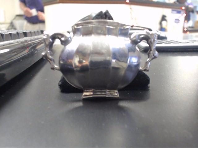 Silver Brooch 925 Silver 21.6g