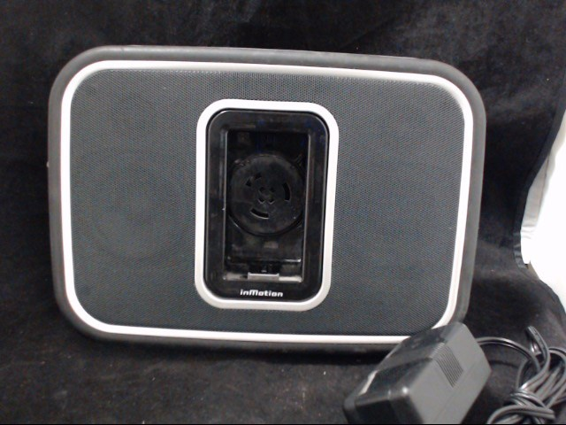 ALTEC LANSING Mini-Stereo IN MOTION COMPACT -ON THE GO STEREO FOR IPOD