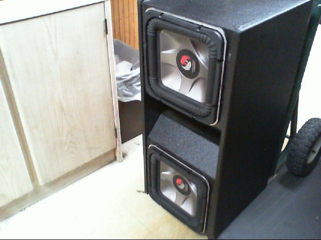 KICKER Car Speakers/Speaker System L7 SOLO BARIC S15L7