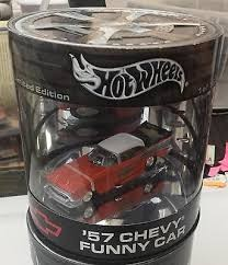 HOT WHEELS '57 CHEVY FUNNY CAR