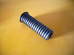 HARLEY DAVIDSON 33189-63, FOOTPEG RUBBER- PRICED AT 1 EACH