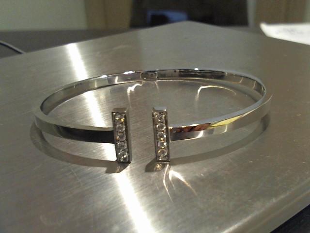 Gold Bracelet 18K White Gold 16.7g
