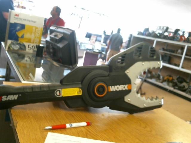 WORX Chainsaw WG307