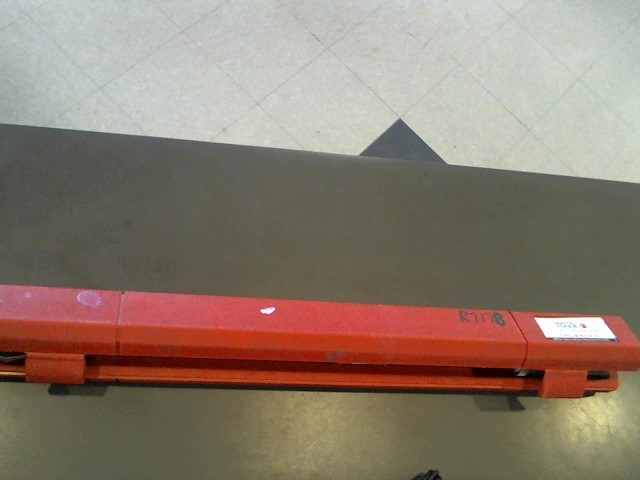 MATCO TOOLS Torque Wrench TRC250 TORQUE WRENCH