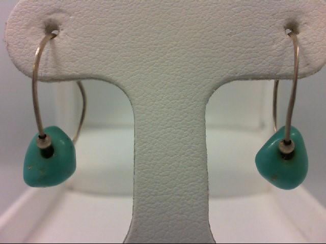 Silver Earrings 925 Silver 1.3g