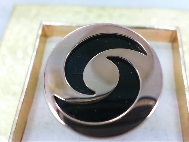 BULGARI Sculpture/Carving ONYX SPINNER