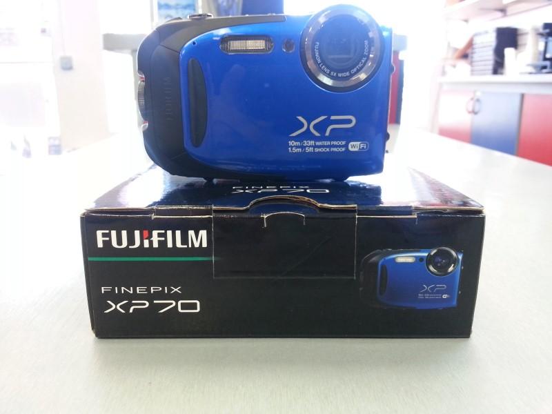 FUJI DIGITAL CAMERA XP70