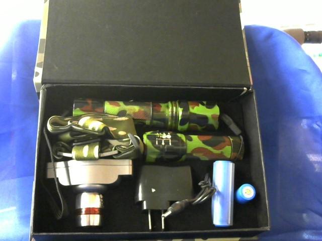 KENTUCKY TACTICAL Miscellaneous Tool FLASHLIGHTS