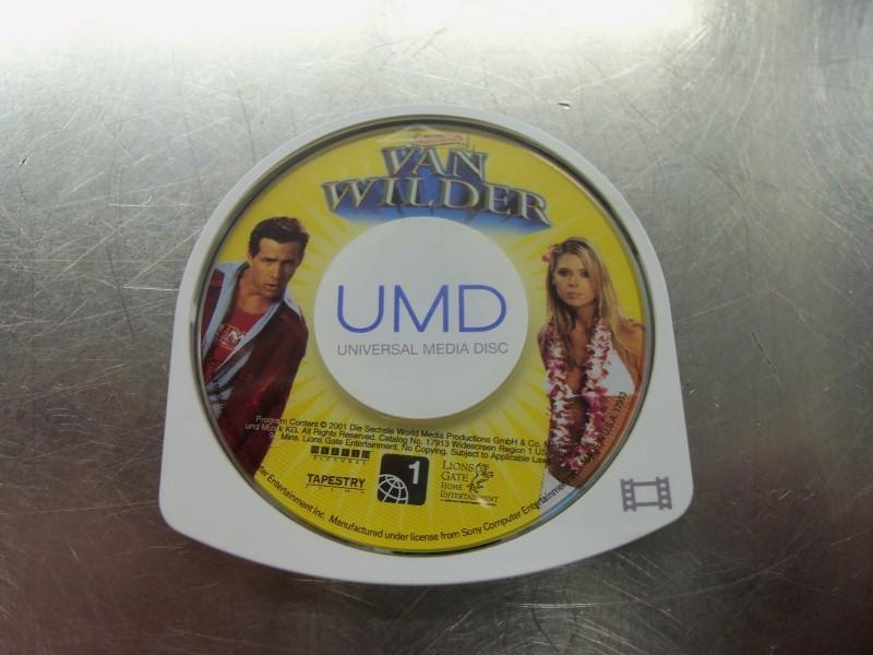 SONY UMD NATIONAL LAMPOONS VAN WILDER (PSP MOVIE) 2005