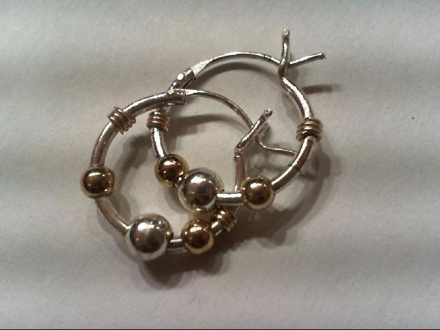 Silver Earrings 925 Silver 1.2g