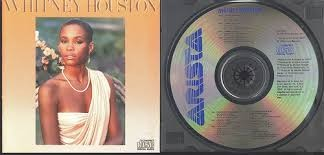 Whitney Houston ARCD 8212 on CD
