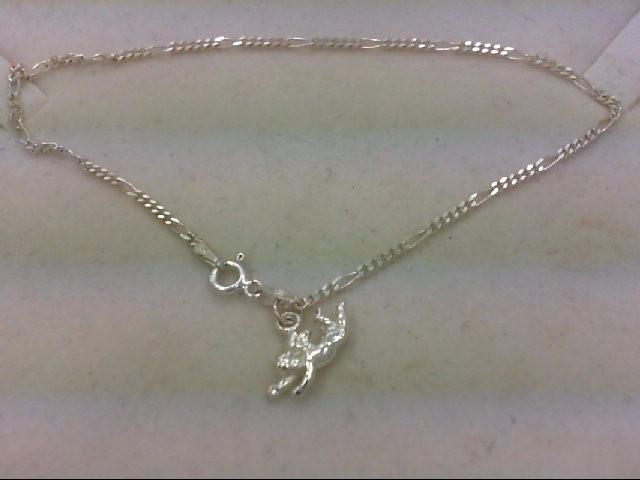 Silver Bracelet 925 Silver 2.6g