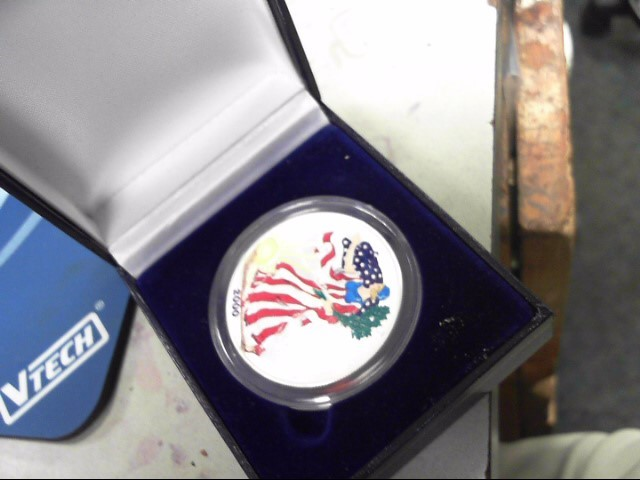 UNITED STATES Silver Coin 2000 SILVER AMERICAN EAGLE