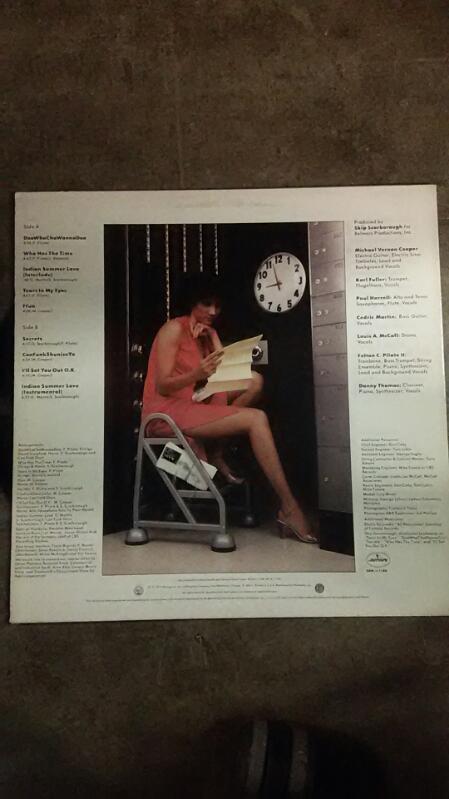 Con Funk Shun Secrets Vinyl