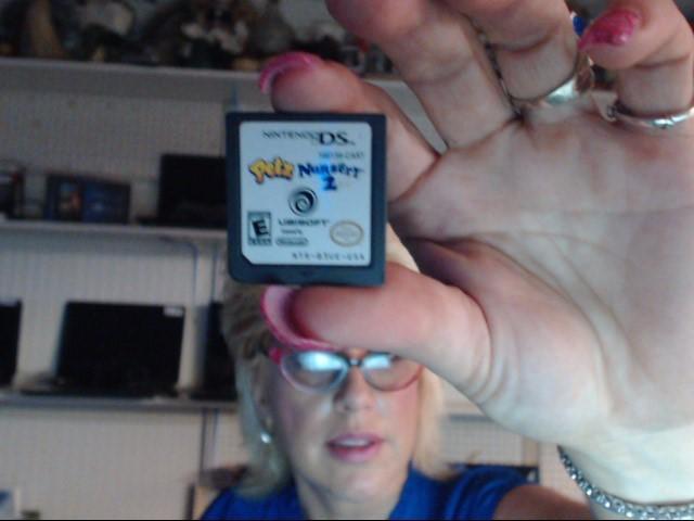 NINTENDO Nintendo DS Game PETZ NURSERY 2