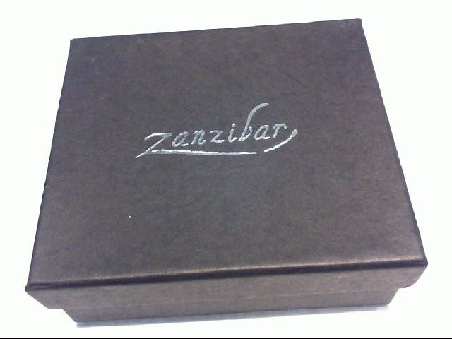 ZANZIBAR Collectible Plate/Figurine TRINKET BOX